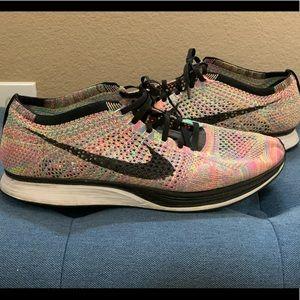 Nike Flyknit Racers Multicolor